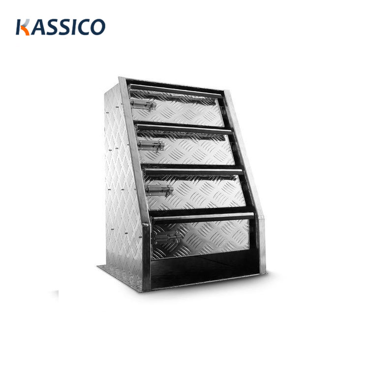 Aluminium Toolbox Drawer Unit