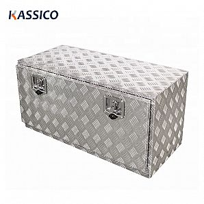 Waterproof Aluminum Underbed Tool Box for Truck & Pickup