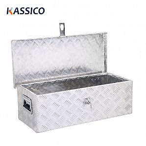 Aluminum Truck Tool Box for Storage & Transport