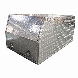 Aluminum UTE Metal Tool Box for Trucks